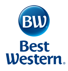 Best Western logo vertical