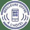 Meillure offre à l'hôtel
