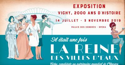 Capture Vichy reine des villes deaux