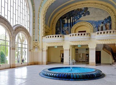 vichy les thermes