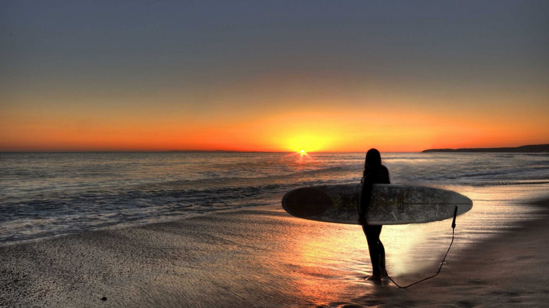 surfing sunset mimizan