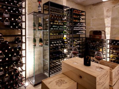 The Wine Bar au Boutique Hotel Bordeaux