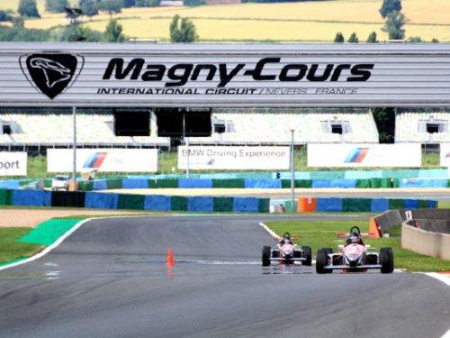 Le circuit de Magny-Cours