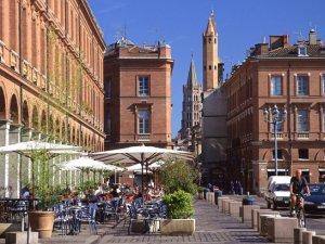 Toulouse à 1 heure d'Agen