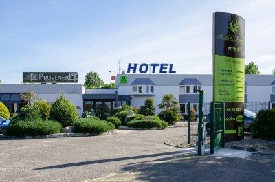 Hotel Le Provencal à Bordeaux Lac