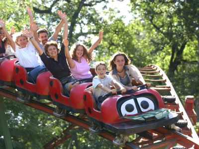 Les parcs d'attraction du Lot-et-Garonne