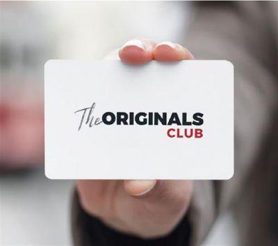 Votre fidélité récompensée avec The Originals Club