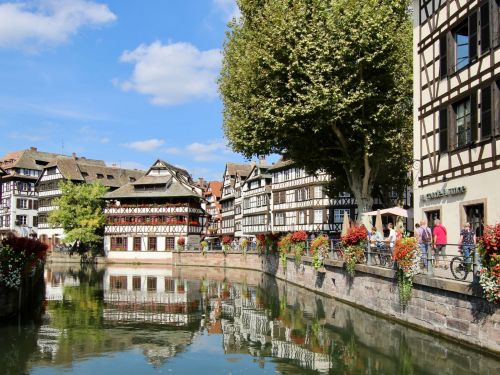 Business Hotel stop over with near Strasbourg from 96 €