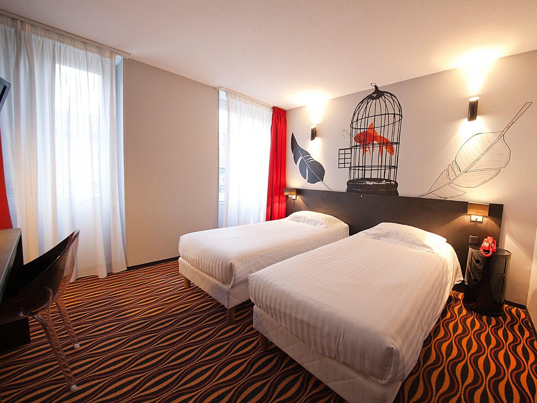Hotel Clermont Ferrand chambre Urbain DavHotel Jaude 2 1
