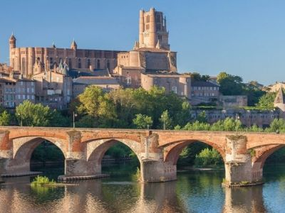 Albi, capital of the Tarn