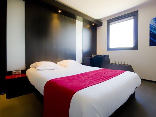 Gardenia Eysines Hotel Bordeaux Ouest 2 1 1