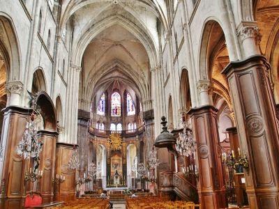 Church of Saint-Jacques de Compiègne