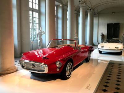 Car museum in Compiègne