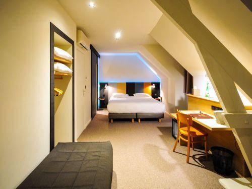 harlay hotel compiegne chambre familiale 3