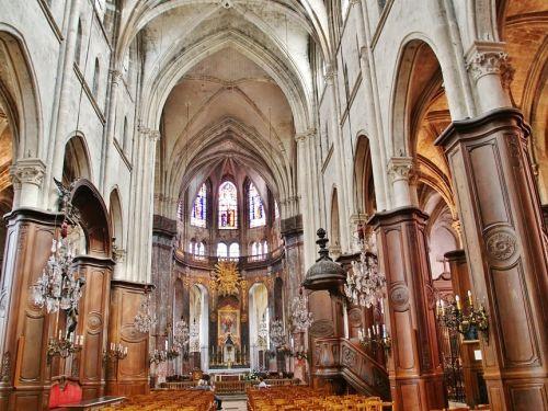 Eglise Saint-Jacques de Compiègne