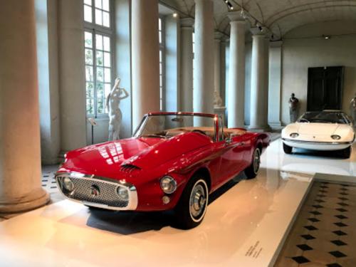 Musée de la voiture à Compiègne