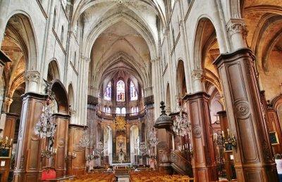 Eglise Saint Jacques de Compiegne