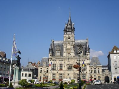 Hotel de ville de Compiegne