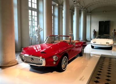 Musee de la voiture et du tourisme a Compiegne