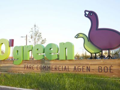 centre O Green agen