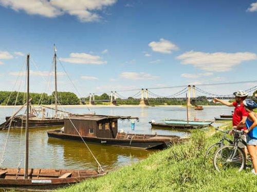 Entdecken Sie die Loire mit dem Fahrrad