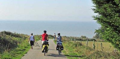 velodyssee nantes cyclo tourisme hotel bord de loire