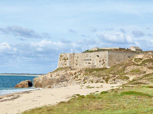 Penthièvre coast