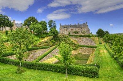 Chateau de la Roche Jagu