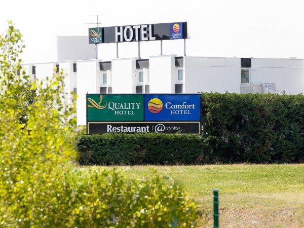 Comfort & Quality Hotel Bordeaux Gradignan