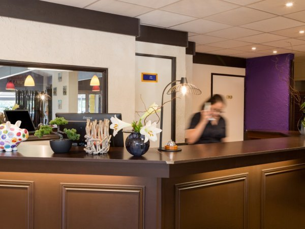 Sure Hotel by Best Western Bordeaux Lac - Restaurant Apolonia