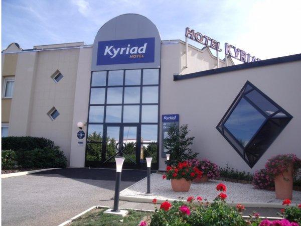 Kyriad Limoges Feytiat
