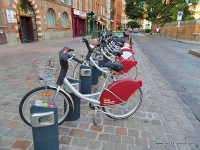 Déplacez-vous autrement à Toulouse
