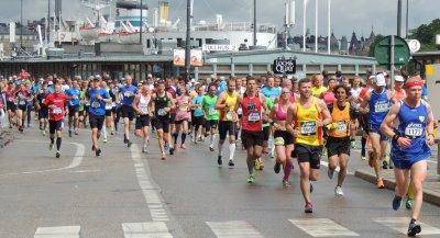 Le marathon international de Toulouse 2017
