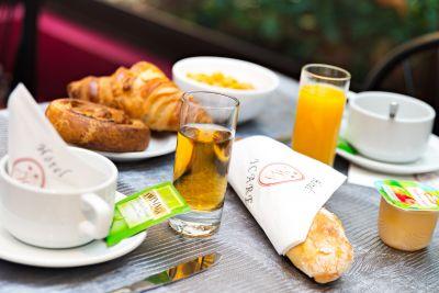 Réservez en direct sur ce site pour obtenir le petit-déjeuner offert