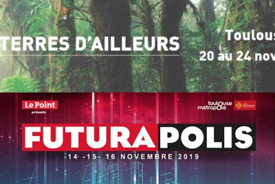 Festivals Terres d'Ailleurs & Futurapolis