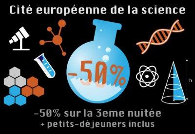 Toulouse Cité Européenne de la Science 2018