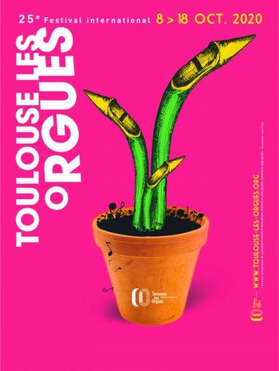 Festival International Toulouse Les Orgues