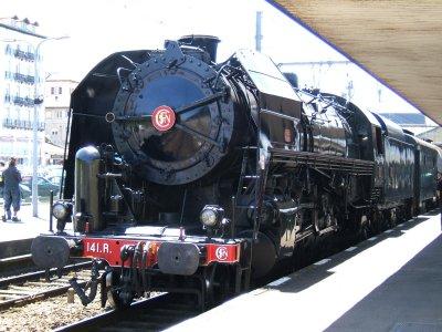 Programme 2021 du train historique de Toulouse