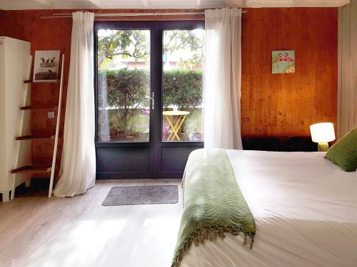 Chambre familiale - PMR- Rez de jardin