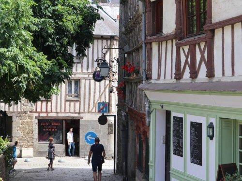 Saint Brieuc Centre Ville