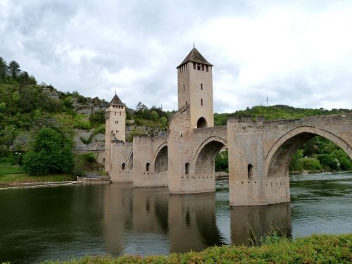 Cahors, city of art and history