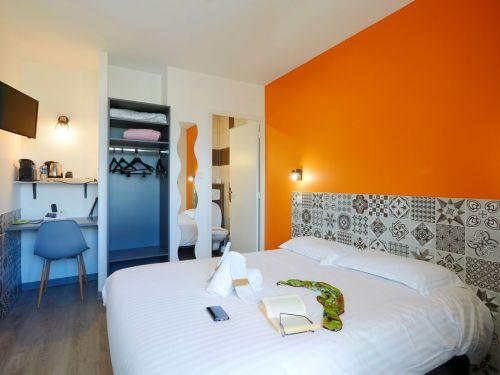 chambre 205 hotel restaurant allain proche nancy 2