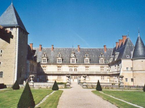 Les châteaux de Fléville et Lunéville