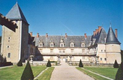 chateau fleville hotel proche nancy