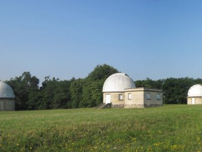 Observatoire Astronomique de Bordeaux in Floirac (From 05/30/2018 to 06/12/2019)