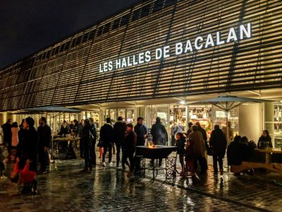 The Halles de Bacalan - The Bacalan Market - Bordeaux