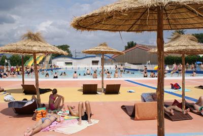 4 piscines en Val de Garonne