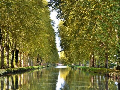 balade en bateau sur la Garonne