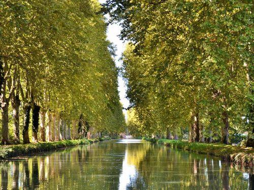 Boat trip on the Garonne