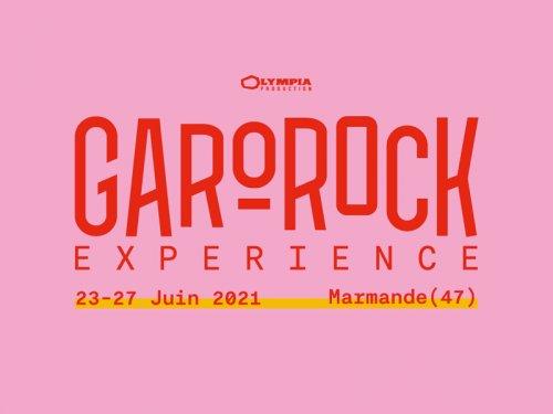 Garorock music festival in Marmande